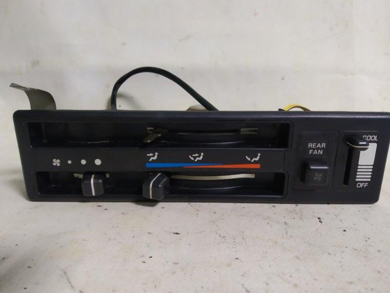 Блок управления климат-контролем Mitsubishi Delica P25W 1995 задний (б/у)