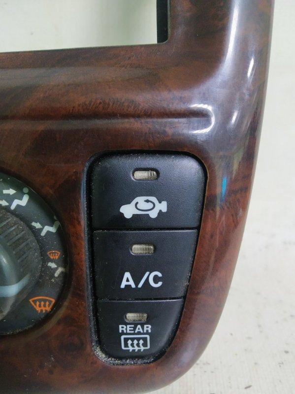 Консоль магнитофона Honda Crv RD1 (б/у)