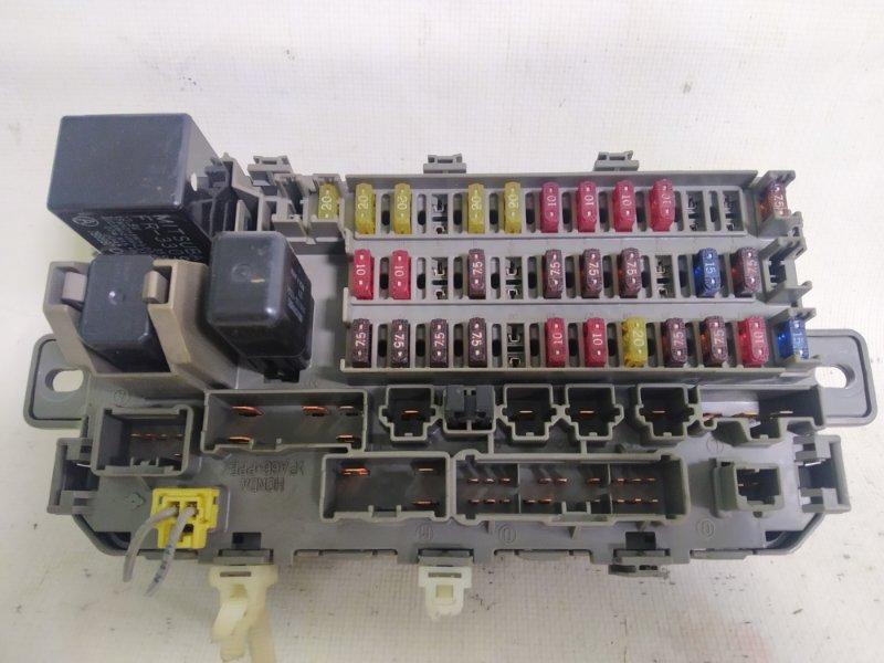Блок предохранителей Honda Crv RD1 B20B 1995 (б/у)