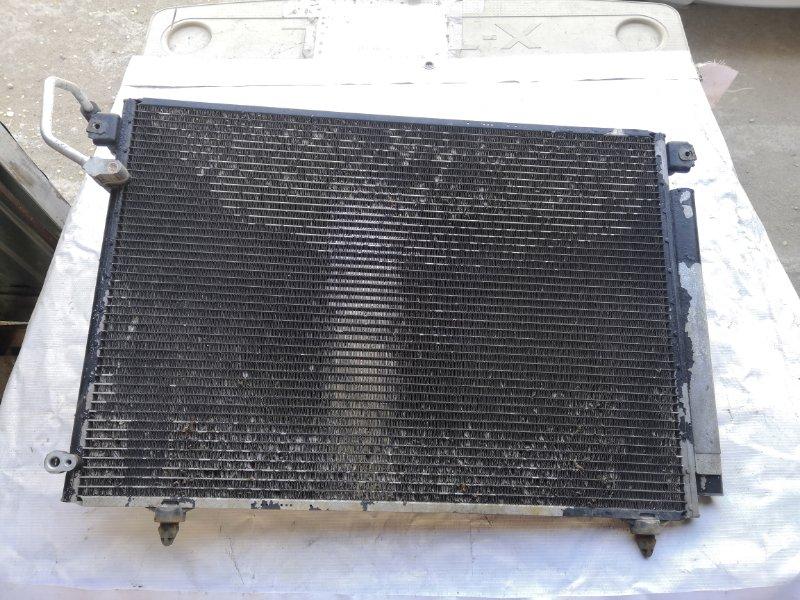 Радиатор кондиционера Mazda Mpv LW3W L3 2005 передний (б/у)