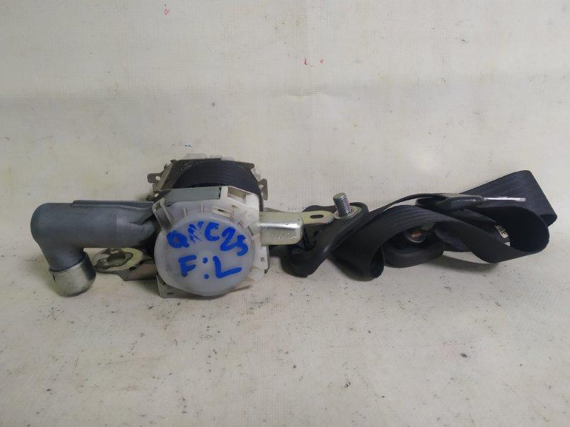 Ремень безопасности Toyota Bb QNC25 K3 2008 передний правый (б/у)