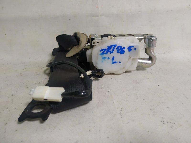 Ремень безопасности Toyota Premio ZRT265 передний левый (б/у)
