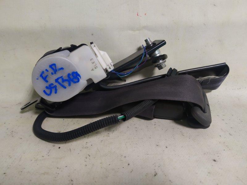 Ремень безопасности Isuzu Bighorn UBS69 4JG2 2001 передний правый (б/у)