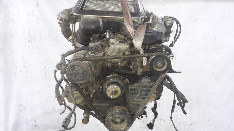 Двигатель Isuzu Bighorn UBS69 4JG2 (б/у)