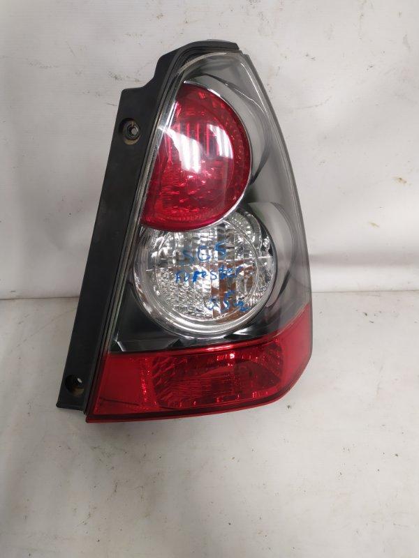 Стоп-сигнал Subaru Forester SG5 2005 задний правый (б/у)