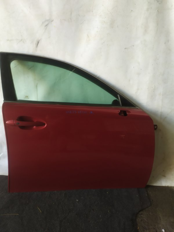 Дверь боковая Lexus Is250 GSE25 2007 передняя правая (б/у)