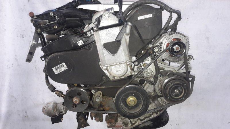 Двигатель Toyota Harrier MCU35 1MZ 2005 (б/у)