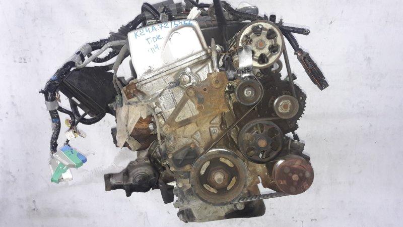 Двигатель Honda Cr-V RE4 K24A 2008 (б/у)