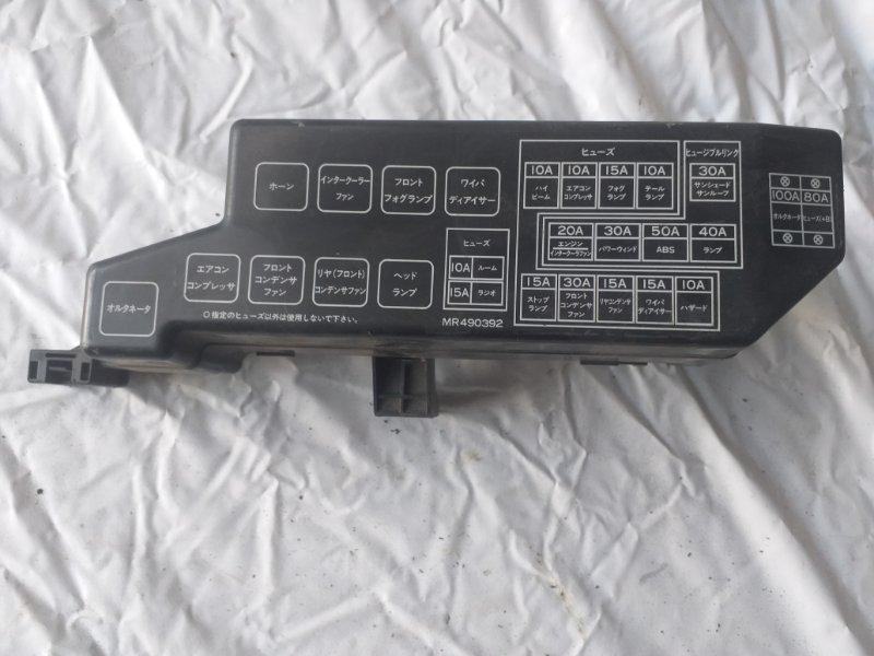 Блок предохранителей Mitsubishi Delica PD6W (б/у)