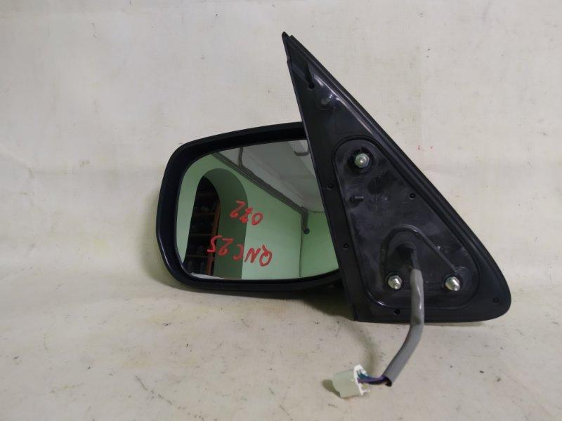 Зеркало Toyota Bb QNC25 переднее левое (б/у)