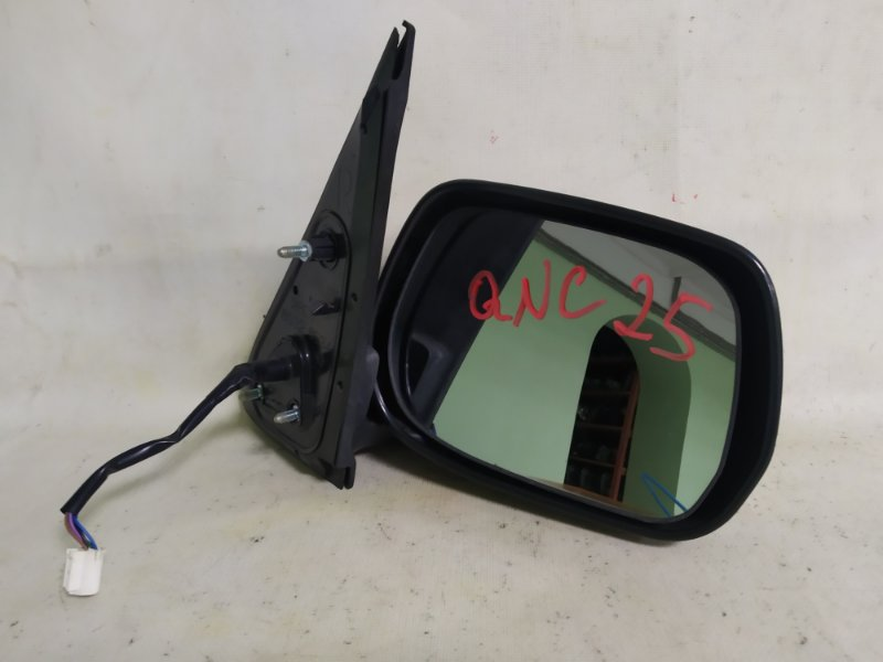 Зеркало Toyota Bb QNC25 K3 переднее правое (б/у)