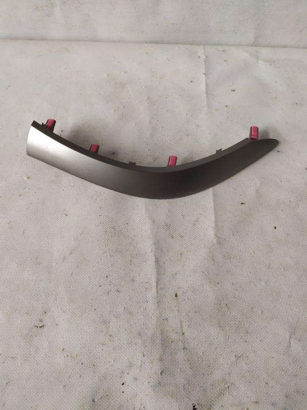 Пластик торпеды Toyota Blade AZE156 2008 левый (б/у)