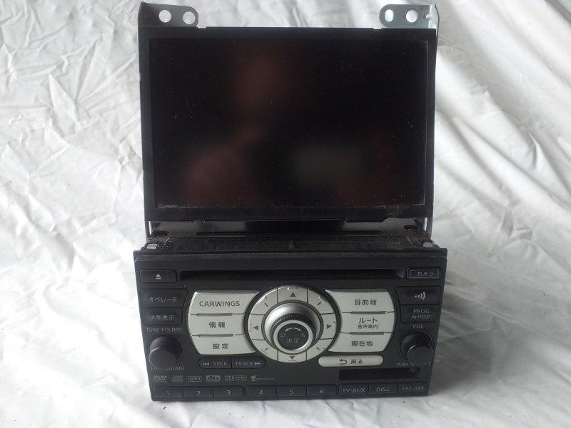 Магнитофон Nissan X-Trail DNT31 (б/у)
