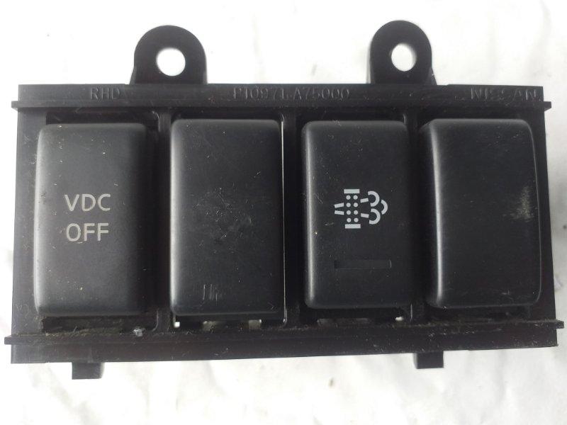 Блок кнопок Nissan X-Trail DNT31 (б/у)