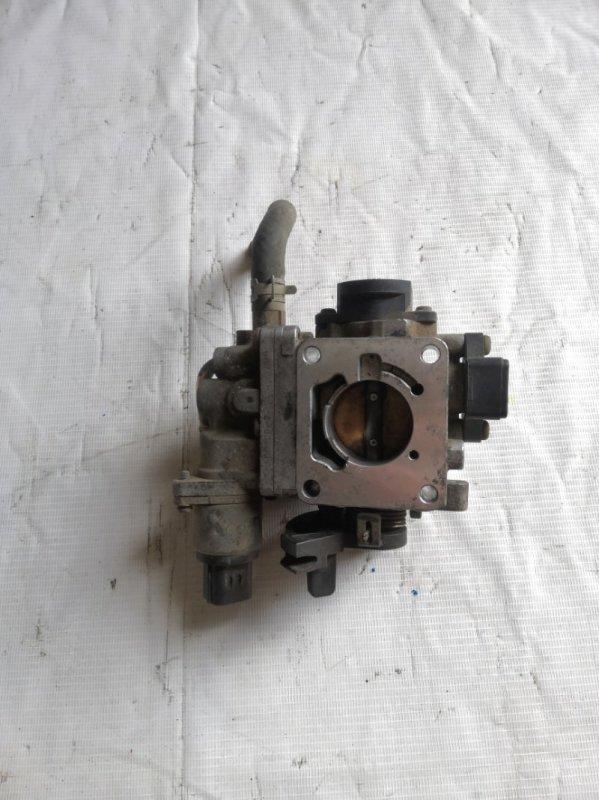 Дроссельная заслонка Suzuki Jimny JB23W K6AT (б/у)