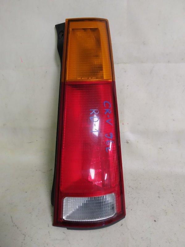 Стоп-сигнал Honda Crv RD1 1996 задний правый (б/у)