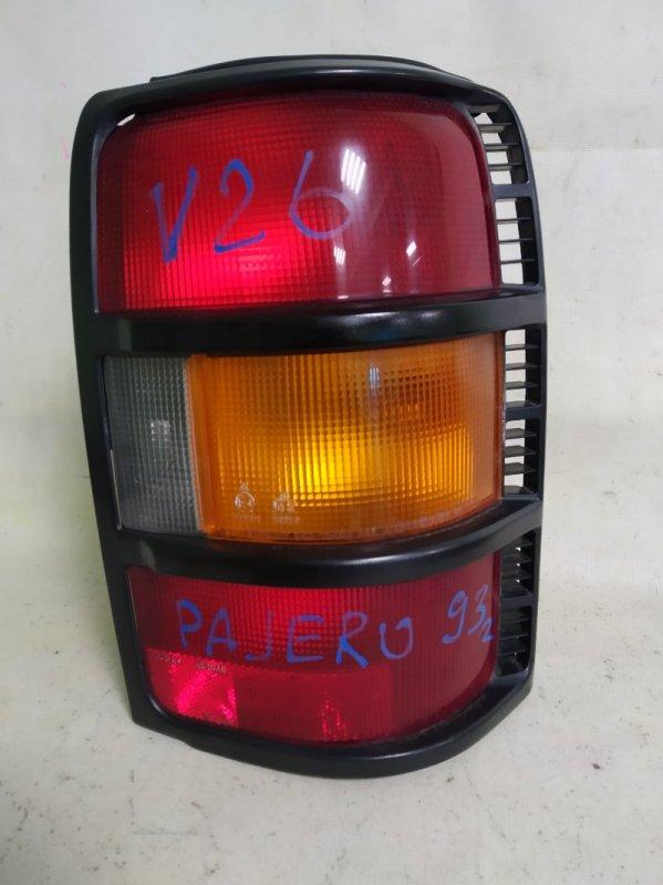 Стоп-сигнал Mitsubishi Pajero V26W 4M40 1993 задний правый (б/у)