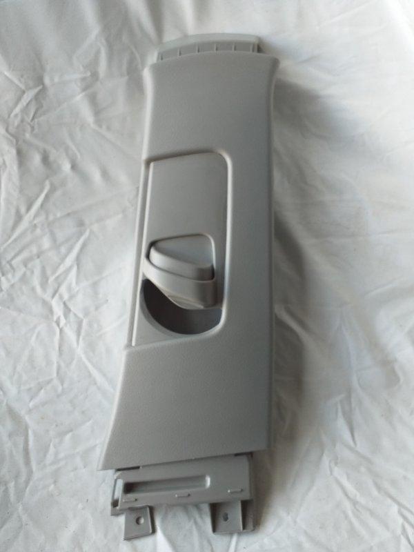 Обшивка стойки кузова Toyota Corolla Fielder NZE144 задняя правая (б/у)
