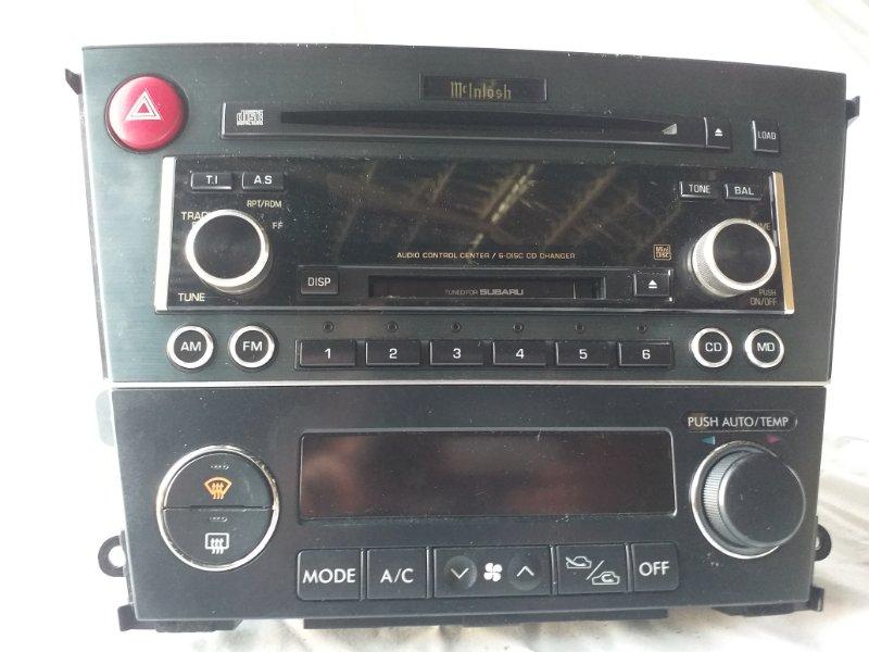 Магнитофон Subaru Legacy BP5 (б/у)