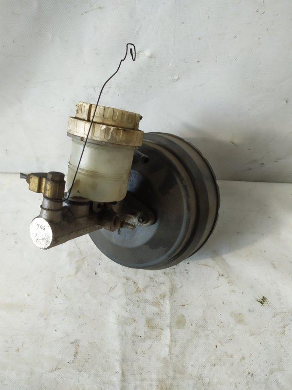 Главный тормозной цилиндр Mitsubishi Pajero V26W (б/у)