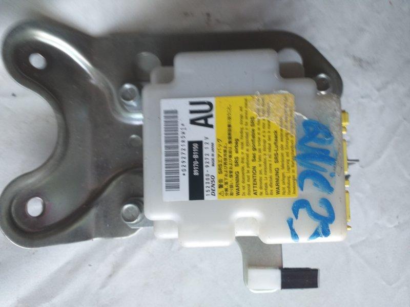 Блок управления airbag Toyota Bb QNC25 (б/у)