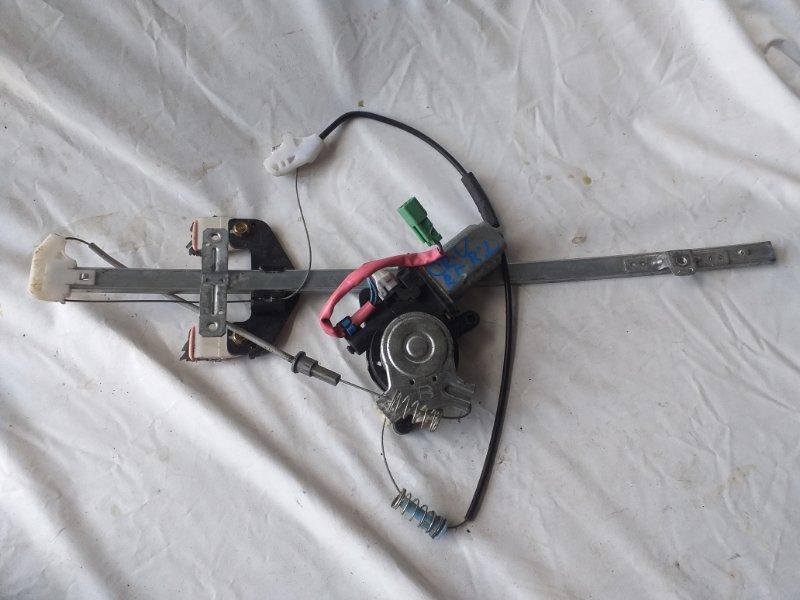 Стеклоподъемник Honda Cr-V RD5 задний левый (б/у)