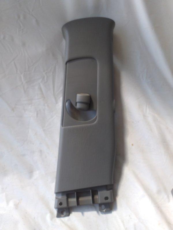 Обшивка стойки кузова Toyota Surf TRN215 задняя правая (б/у)