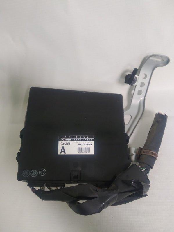 Блок управления abs Toyota Ipsum ACM26 2007 (б/у)