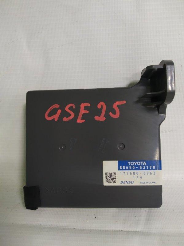 Блок управления кондиционером Lexus Is250 GSE25 2007 (б/у)
