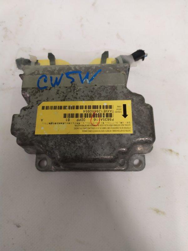 Блок управления airbag Mitsubishi Outlander CW5W CW5W (б/у)