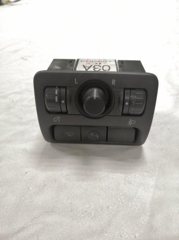 Блок управления Toyota Bb QNC25 (б/у)