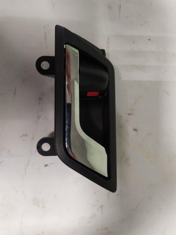 Ручка двери внутренняя Toyota Premio ZRT265 задняя левая (б/у)