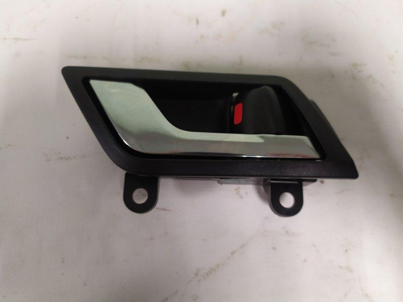 Ручка двери внутренняя Toyota Premio ZRT265 задняя правая (б/у)
