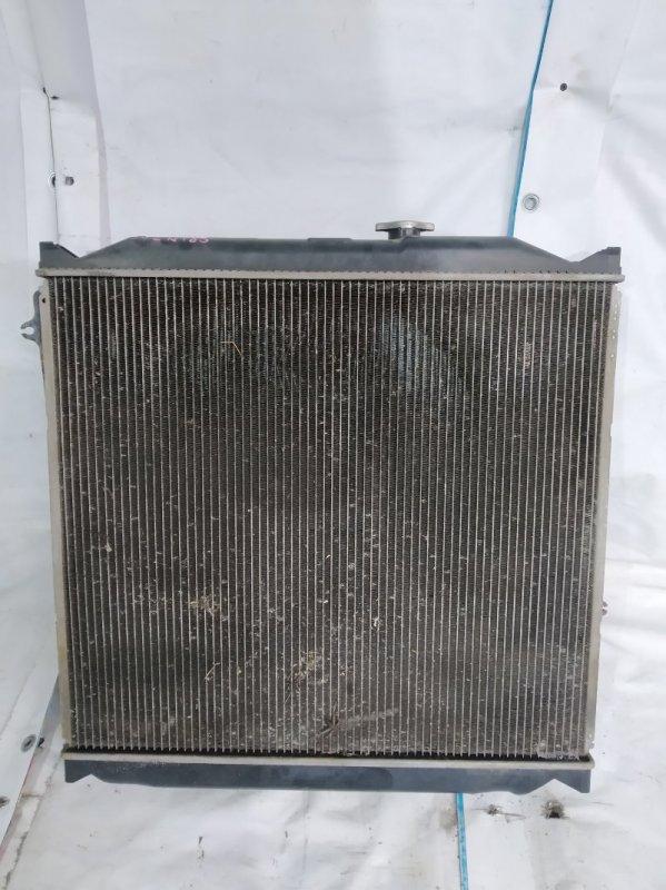 Радиатор двс Toyota Hilux Surf VZN185 (б/у)