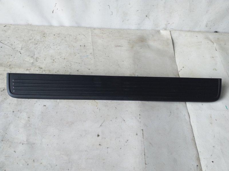 Накладка на порог салона Honda Accord CL8 передняя (б/у)