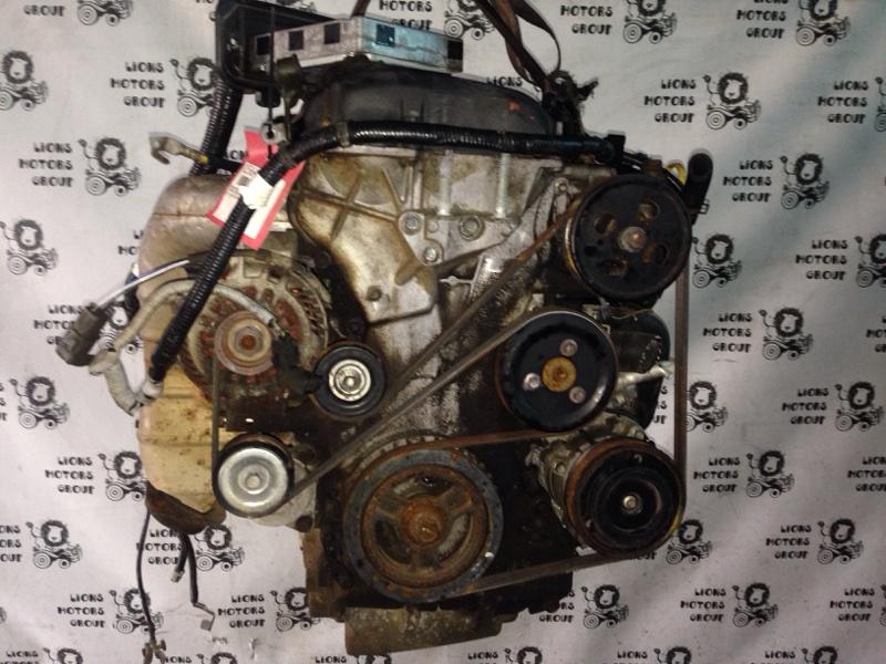 Двигатель Mazda Ford Escape LFAC L3-52625167 2005 (б/у)