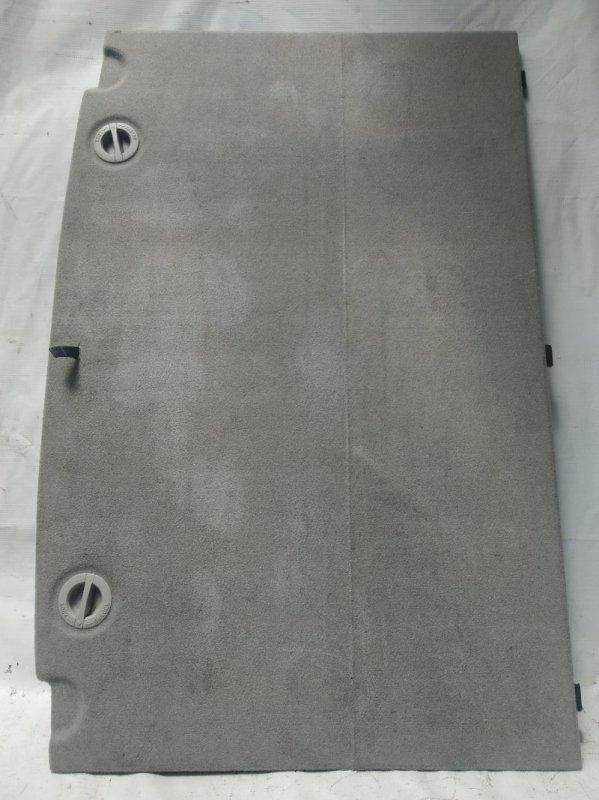 Пол багажника пластик Toyota Prius ZVW30 2ZR-FXE 2012.07 задний (б/у)