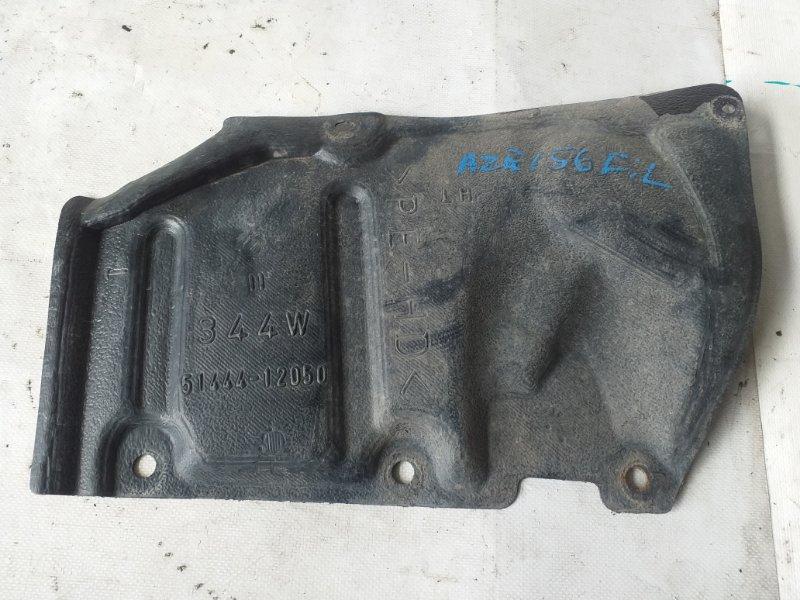 Защита двигателя Toyota Blade AZE156 передняя левая (б/у)