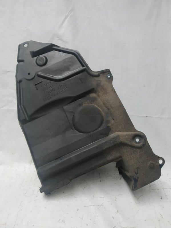 Защита двигателя Nissan X-Trail NT30 QR20 передняя левая (б/у)