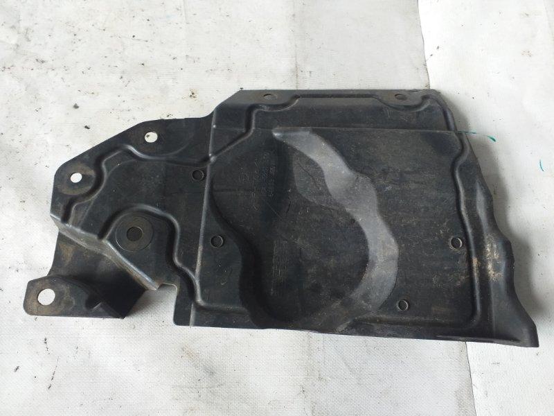 Защита двигателя Nissan X-Trail DNT31 M9R передняя левая (б/у)