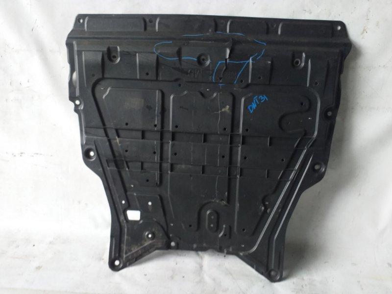Защита двигателя Nissan X-Trail DNT31 M9R (б/у)