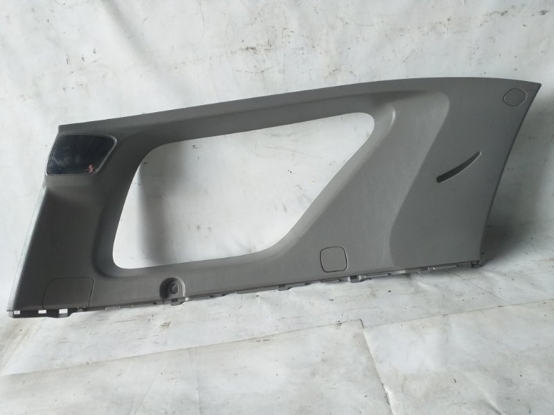 Обшивка багажника Toyota Surf TRN215 задняя левая (б/у)