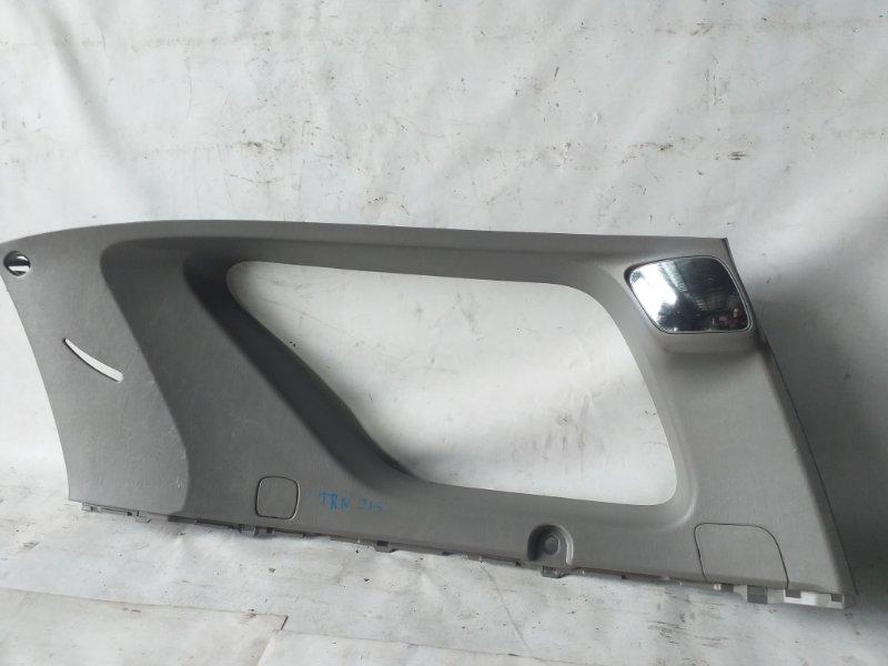 Обшивка багажника Toyota Surf TRN215 задняя правая (б/у)