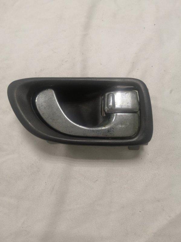 Ручка двери внутренняя Mitsubishi Galant EA7A 1997 передняя правая (б/у)