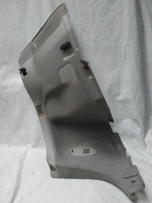 Обшивка багажника Toyota Prius ZVW30 2ZR-FXE 2012.07 задняя левая (б/у)