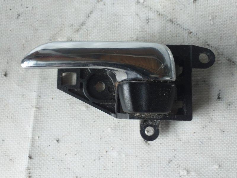 Ручка двери внутренняя Toyota Ipsum ACM26 передняя левая (б/у)