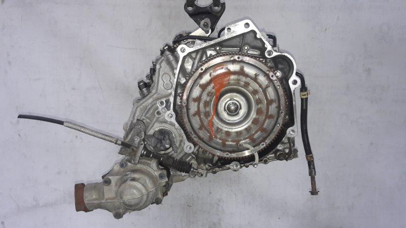Кпп автоматическая Honda Fit GE7 L13A (б/у)