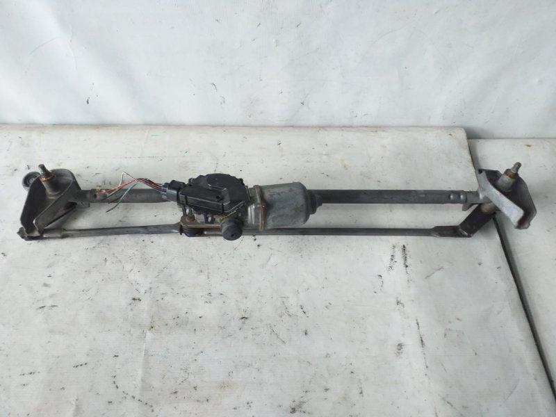 Мотор дворников Toyota Bb QNC25 (б/у)