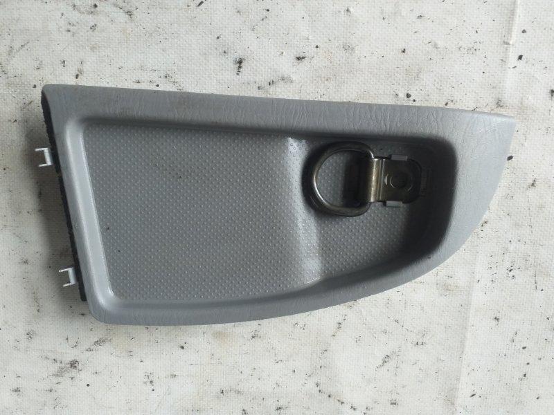 Пластик салона Toyota Surf TRN215 задний левый (б/у)