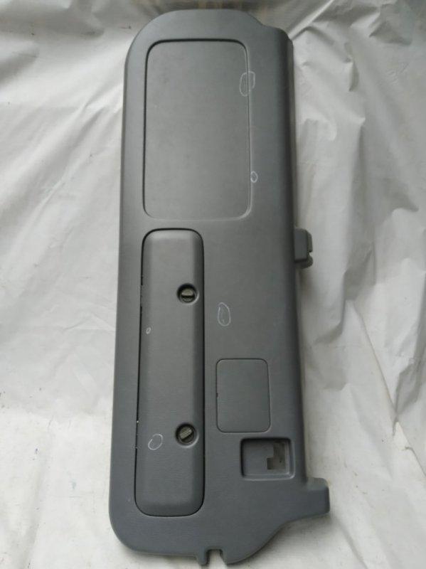 Обшивка двери багажника Honda Crv RD1 задняя (б/у)